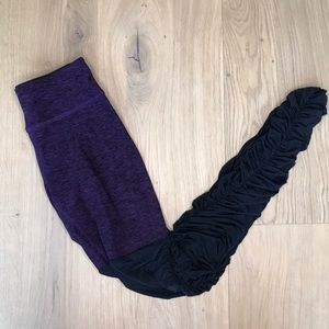 Beyond Yoga Space Dye Legwarmer leggings - size S